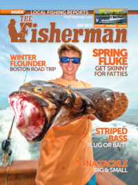 cover image for The Fisherman May 2019 Issue