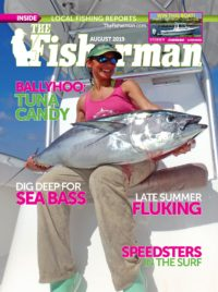 The Fisherman Magazine August 2019 cover image