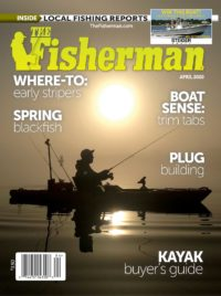 The Fishermen April 2020 issue Cover Image