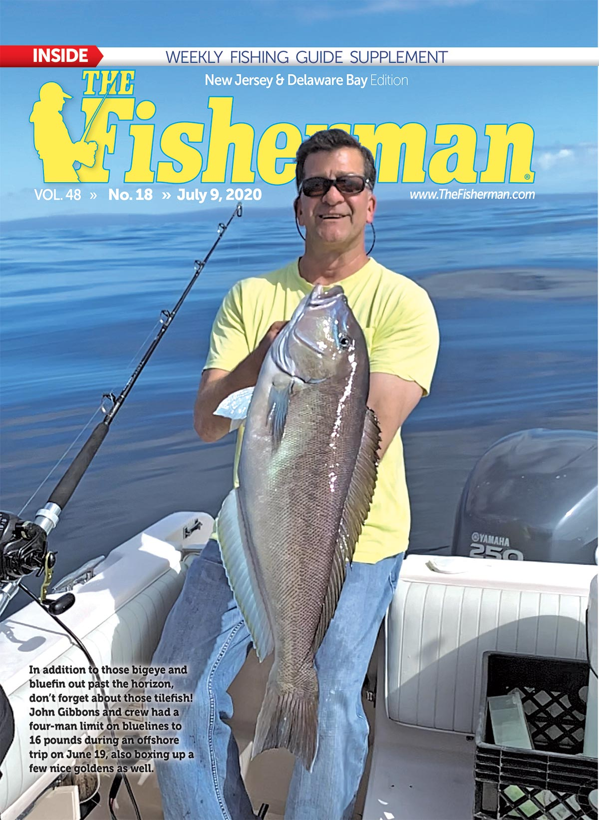 New Jersey Current Issue